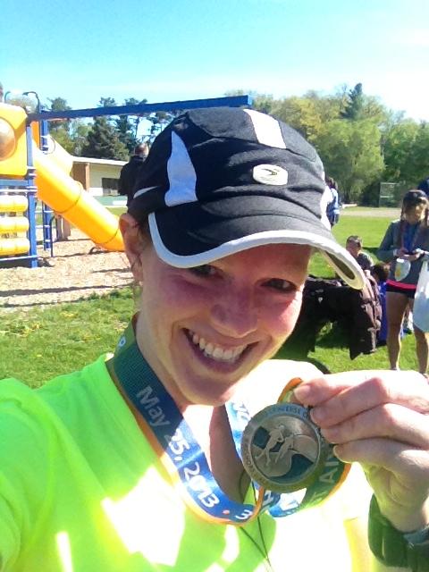 My Michigan Running Story: Bari Fitzpatrick, racing toward