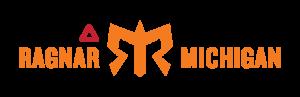 Michigan Reebok Logo Horizontal Standard