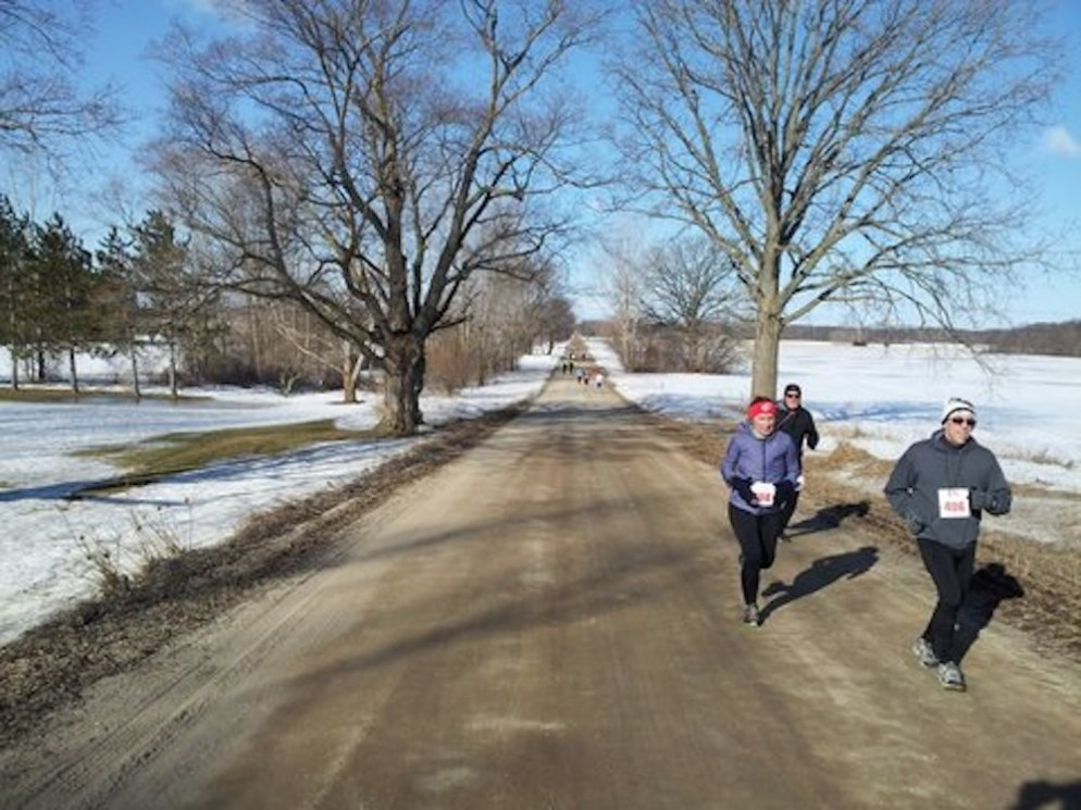 The Mud Dogs 5K/10K/Half took place in Mt. Pleasant on Saturday.