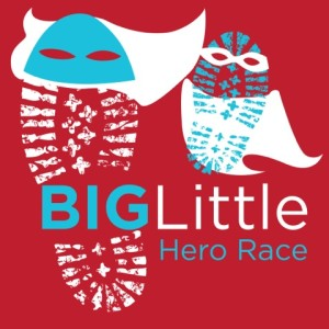 The BIG Little Hero Race will take place Saturday, April 16, 2016 on the campus of Northwestern Michigan College in Traverse City.