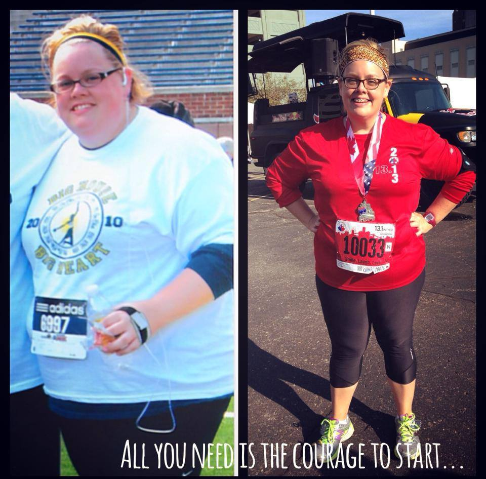 Heather Q. has come a long way in her fitness journey--and she can't wait to see what's next.