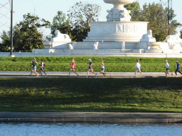 Run Belle Isle this September at the Detroit Women's Half Marathon & 5K. /Photo courtesy Epic Races