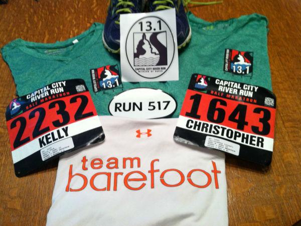 MRG contributor Kelly Yauk ran the Capital City River Run Half Marathon in Lansing earlier this fall.