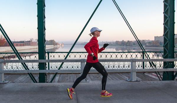 The Grand Rapids Marathon, Half Marathon, Marathon Relay and other running events are set to take place Sunday, Oct. 19 2014. /photo courtesy Grand Rapids Marathon.