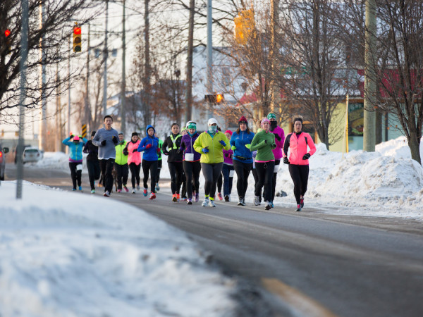 The Priority Health Run Camp helps runners prepare for spring races. Information meetings are slated for next week and in February.