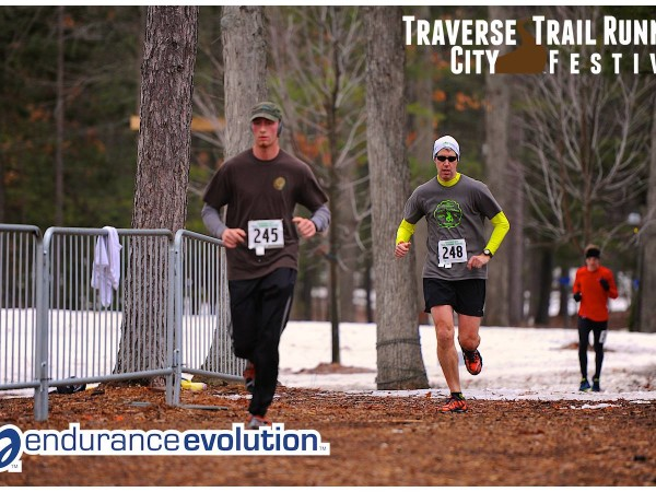 The Traverse City Trail Running Festival is set for April 17-18, 2015.
