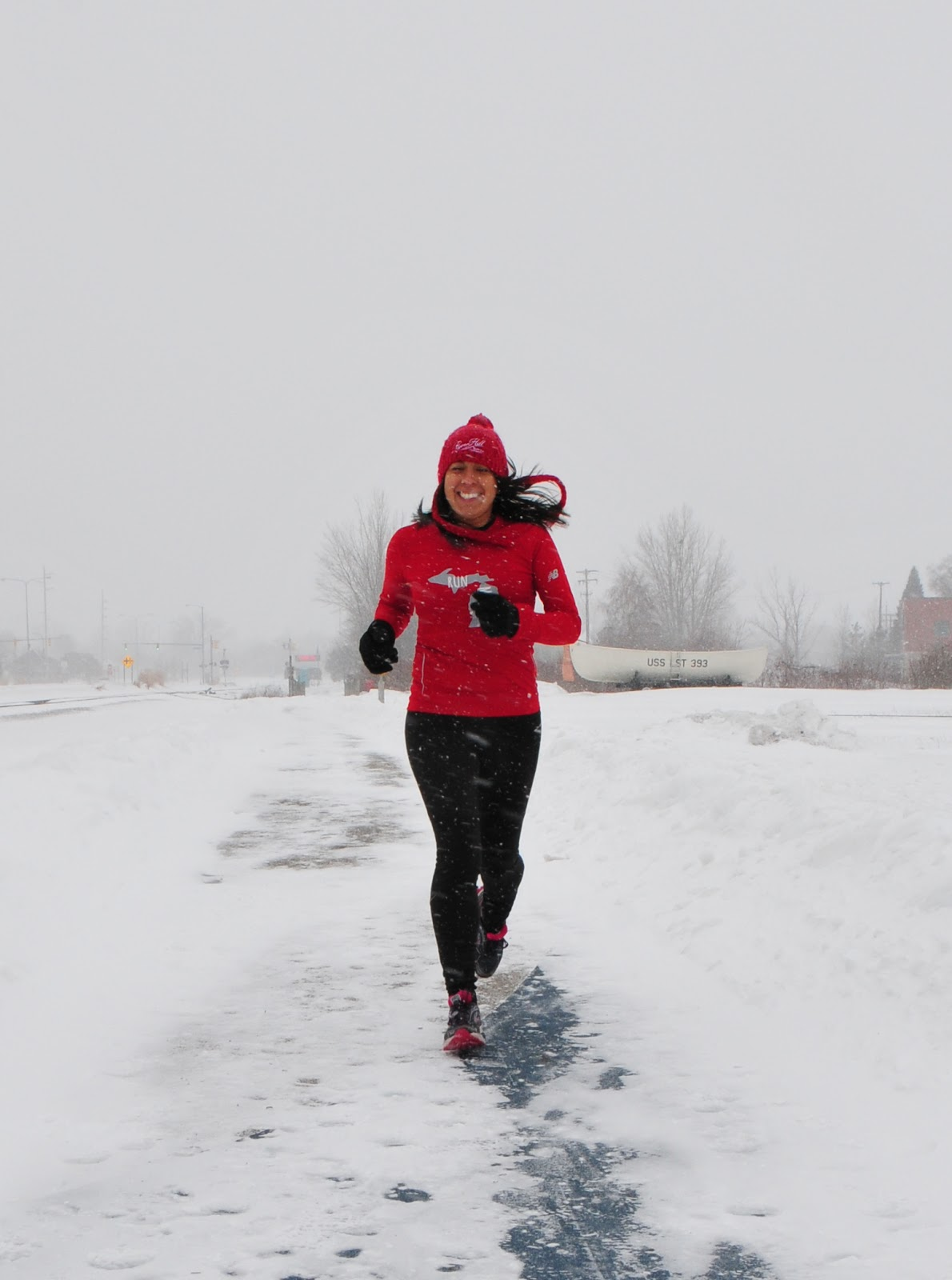 Alana Matyas-Bower, President & Founder of Run Muskegon. /photo by Carlo Pozzobon.