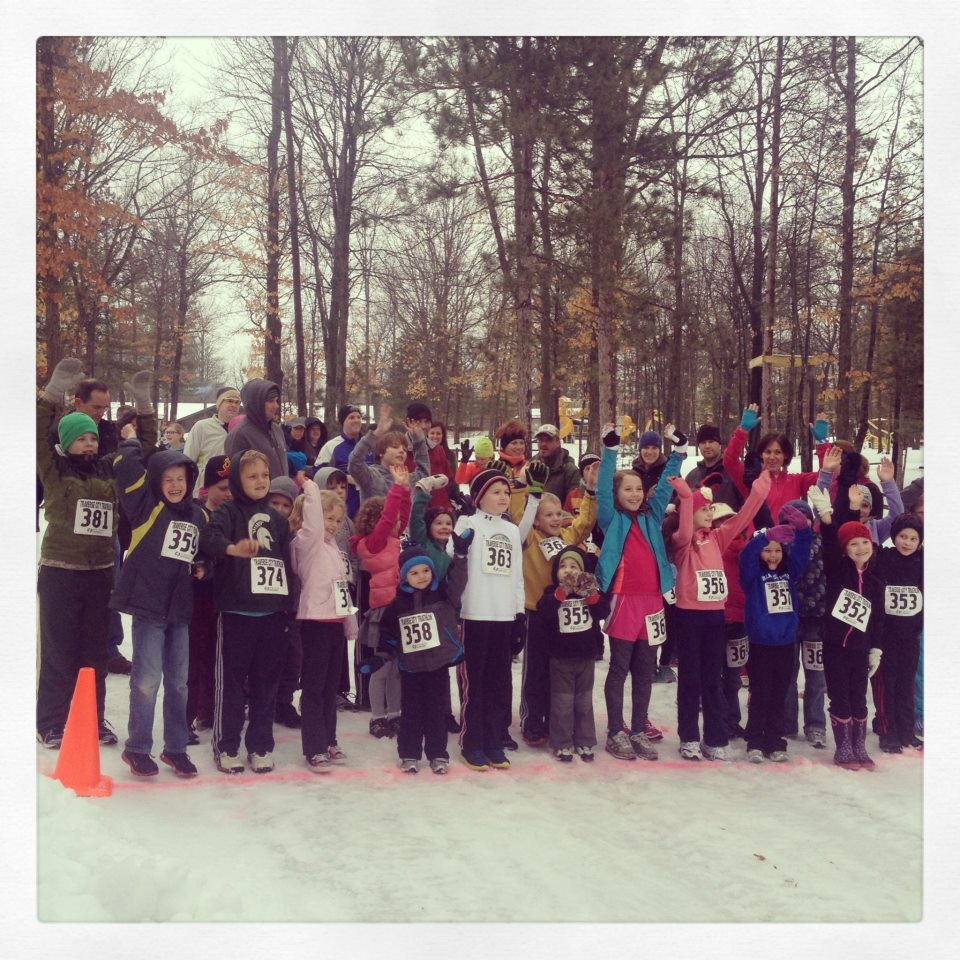 The Trail Running Festival is a family-friendly event with its Friday evening kids run.