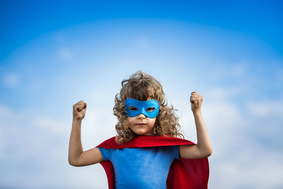 Ready to channel your inner super hero? This spring's BIG Little Hero Race in Traverse City features a 10K, 5K and kids fun run. The event takes place April 11, 2015.