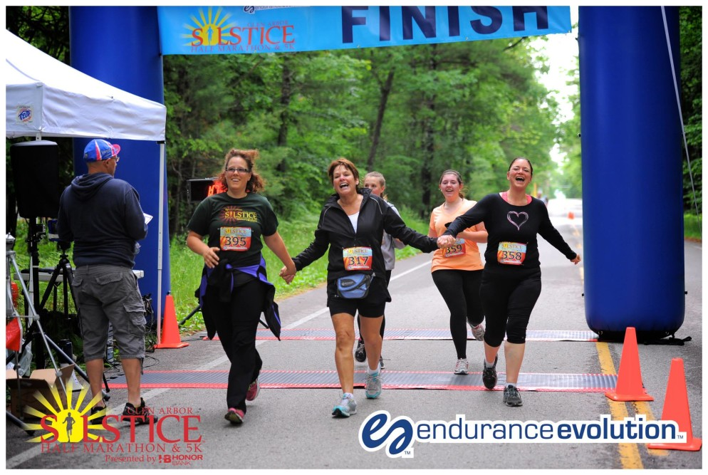 The Glen Arbor Solstice Half Marathon & 5K is set for Saturday, June 20. It starts and ends in Glen Arbor, Michigan, not far from Sleeping Bear Dunes National Lakeshore.