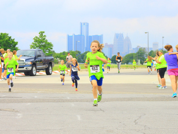 Escape to Belle Isle 10K & 5K is a family-friendly event set for Saturday, July 18, 2015. /photo by Jordan Greenman