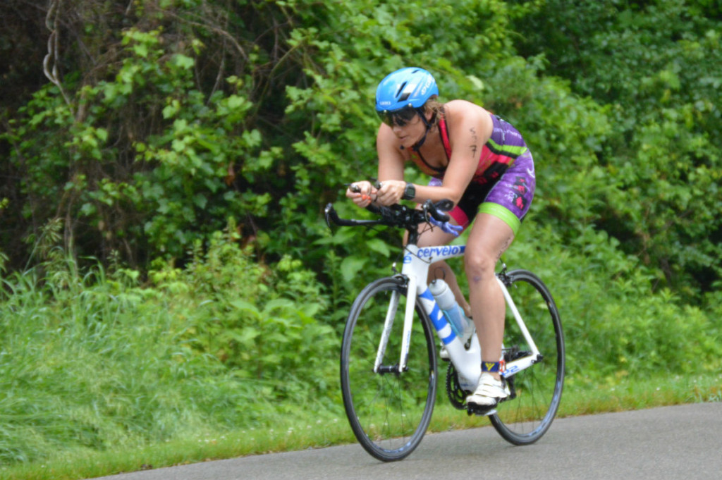 Tri Goddess Tri will be MRG's first swim-bike-run triathlon. It takes place June 26 at the Waterloo Recreation Area near Chelsea, Mich.