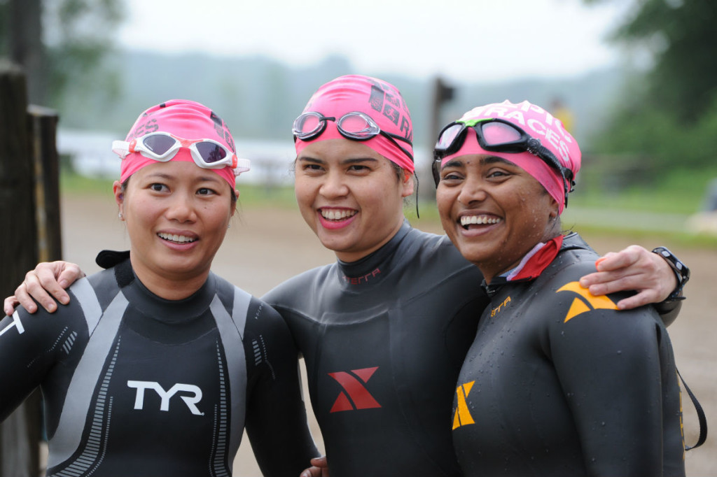 Calling all Michigan Runner Girls: let's do the triathlon together!