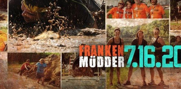 """The Frankenmudder, a 5K """"boot camp"""" style run in Frankenmuth, takes place July 16, 2016. It features 17 different obstacles."""