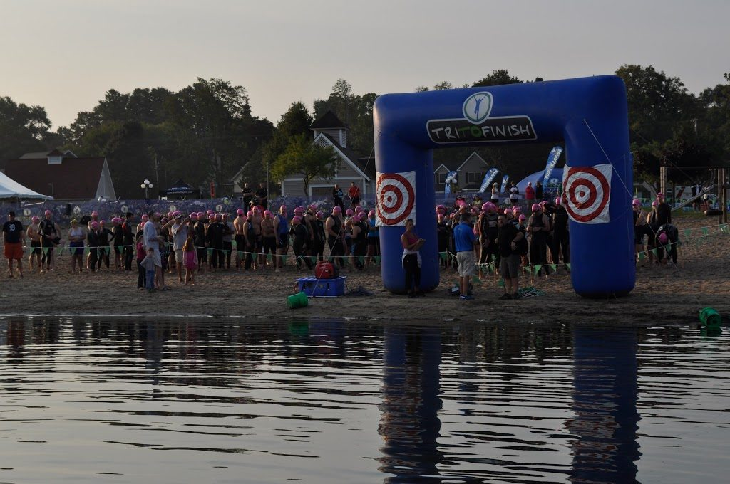 Photo courtesy Boyne City Triathlon