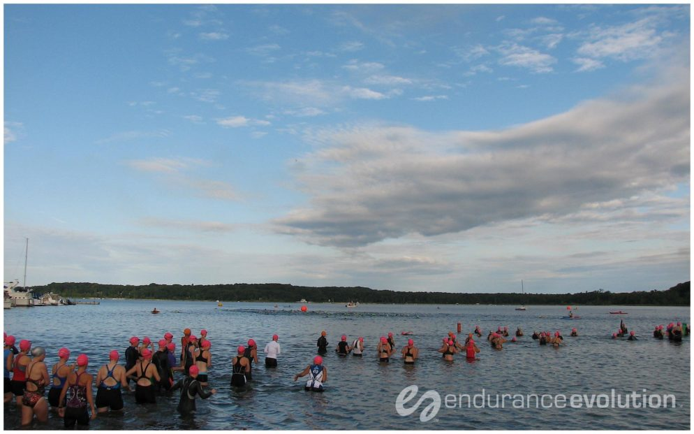 The Traverse City Triathlon takes place Sunday, Aug. 21 at Bowers Harbor Park on Old Mission Peninsula in Traverse City.