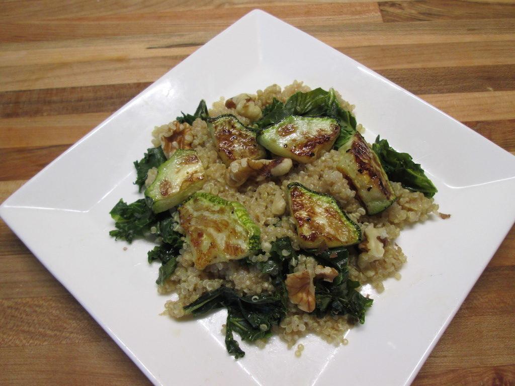 Ali's Summer Quinoa Salad.