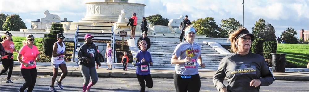 The American Home Fitness Detroit Goddess Half Marathon, 10K & 5K takes place Sunday, Sept. 18 on Belle Isle.