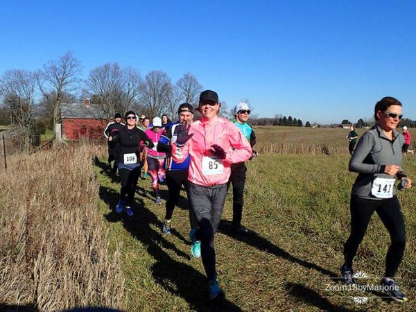 The 5th annual Farmland 5K Run and Free for All Bike takes place Dec. 3 2016 in Traverse City. /photo courtesy race organizers