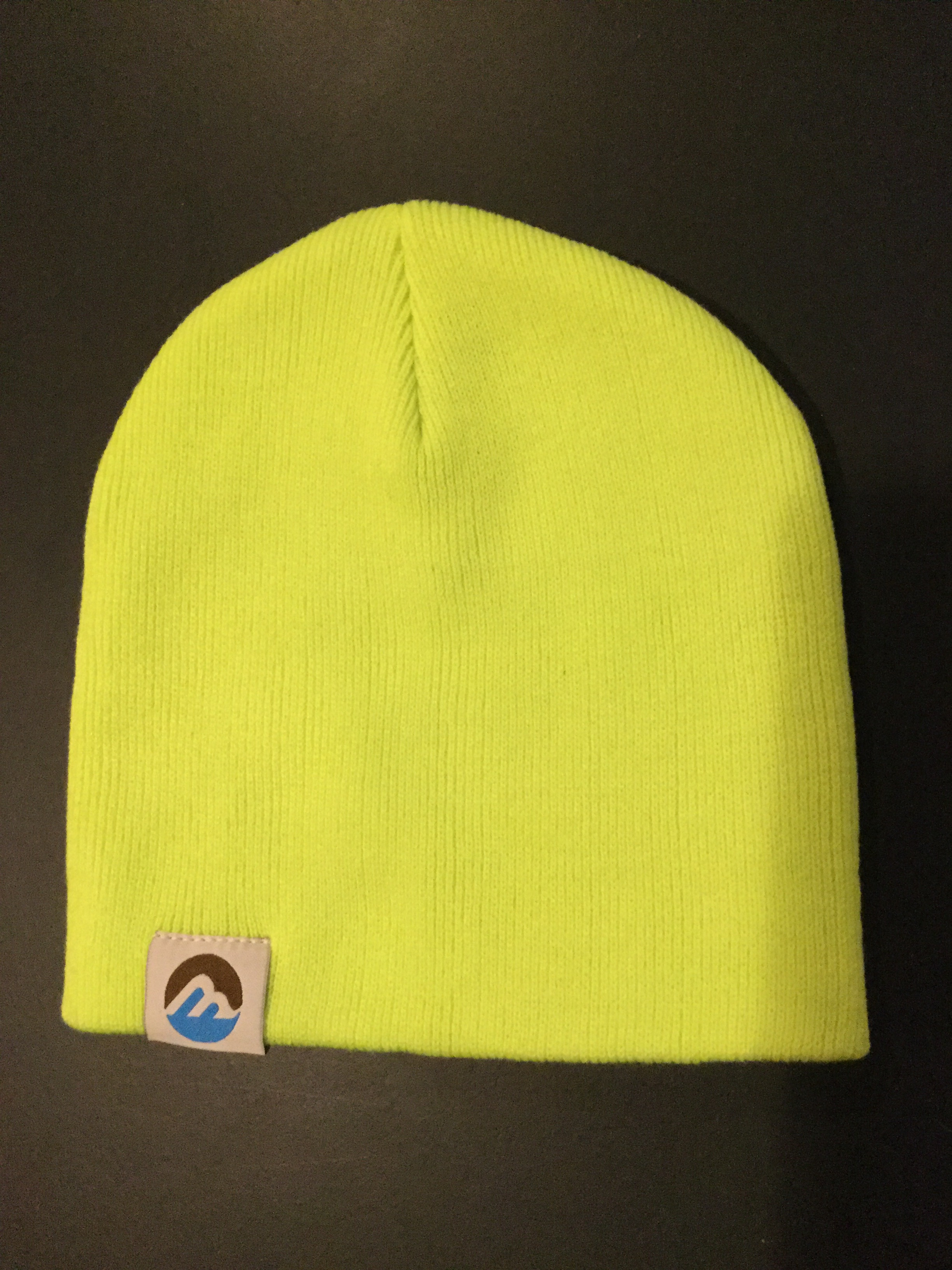 00eff4a496a Michigan Runner Girl Knit Beanie Hat • Michigan Runner Girl