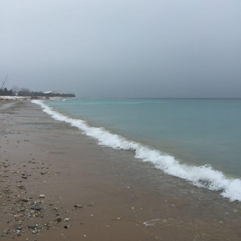 Glen Haven Beach, Lake Michigan