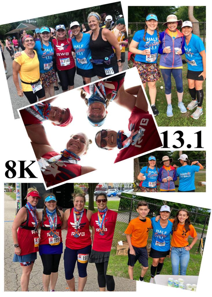 Holland Haven 8K and half marathon